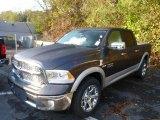 2014 Mineral Gray Metallic Ram 1500 Laramie Crew Cab 4x4 #87029056