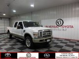 2010 Oxford White Ford F350 Super Duty King Ranch Crew Cab #87028935