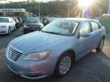 2014 Crystal Blue Pearl Chrysler 200 Touring Sedan #87029052