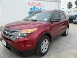 2014 Ruby Red Ford Explorer FWD #87028931