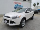 2014 White Platinum Ford Escape Titanium 2.0L EcoBoost #87028920