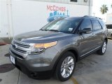 2014 Sterling Gray Ford Explorer XLT #87028919