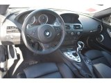 2009 BMW M6 Interiors