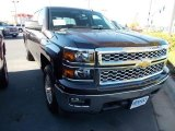 2014 Tungsten Metallic Chevrolet Silverado 1500 LT Crew Cab 4x4 #87051014