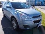 2014 Silver Topaz Metallic Chevrolet Equinox LT AWD #87051011