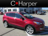 2013 Ruby Red Metallic Ford Escape Titanium 2.0L EcoBoost 4WD #87056636