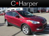 2013 Ruby Red Metallic Ford Escape SE 2.0L EcoBoost 4WD #87056634