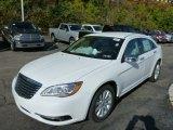 2014 Bright White Chrysler 200 Limited Sedan #87057610
