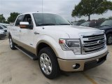 2013 Ford F150 King Ranch SuperCrew Data, Info and Specs