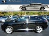 2013 Stargazer Black Lexus RX 350 AWD #87057335