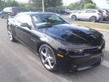 2014 Black Chevrolet Camaro LT Coupe #87058324