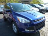 2014 Deep Impact Blue Ford Escape SE 1.6L EcoBoost 4WD #87057090