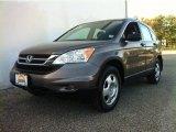 2011 Urban Titanium Metallic Honda CR-V LX 4WD #87058309