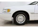 Lincoln Town Car 1999 Wheels and Tires