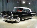 1957 Chevrolet Bel Air Standard Model Data, Info and Specs