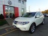 2010 Glacier White Pearl Nissan Murano LE AWD #87057566