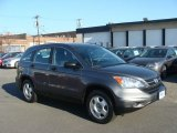2011 Polished Metal Metallic Honda CR-V LX 4WD #87058298