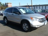 2010 Alabaster Silver Metallic Honda CR-V LX AWD #87058296