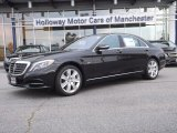 2014 Mercedes-Benz S 550 Sedan Edition 1