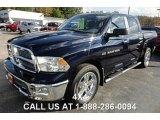 2012 True Blue Pearl Dodge Ram 1500 SLT Crew Cab 4x4 #87057806