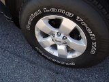 Nissan Xterra 2013 Wheels and Tires