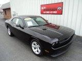 2011 Black Dodge Challenger SE #87058287