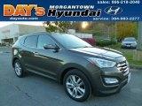 2013 Cabo Bronze Hyundai Santa Fe Sport 2.0T AWD #87058058