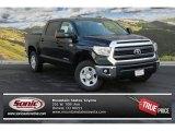 2014 Black Toyota Tundra SR5 Crewmax 4x4 #87056548