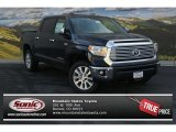 2014 Attitude Black Metallic Toyota Tundra Limited Crewmax 4x4 #87056547