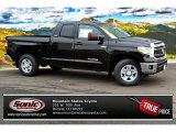 2014 Black Toyota Tundra SR5 Double Cab 4x4 #87056546