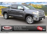 2014 Magnetic Gray Metallic Toyota Tundra Limited Crewmax 4x4 #87056544