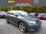 2014 Cypress Green Pearl Toyota Venza XLE #87056827
