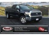 2014 Black Toyota Tundra SR5 Double Cab 4x4 #87056543