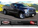 2014 Magnetic Gray Metallic Toyota Tundra SR5 Double Cab #87056534
