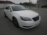 2014 Bright White Chrysler 200 Touring Sedan #87058266