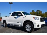 2012 Super White Toyota Tundra SR5 Double Cab 4x4 #87057242