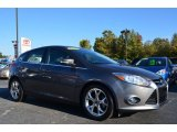 2012 Sterling Grey Metallic Ford Focus SEL 5-Door #87057240