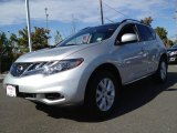 2012 Brilliant Silver Nissan Murano SV AWD #87058044