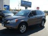 2011 Urban Titanium Metallic Honda CR-V EX 4WD #87058260