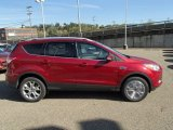 2014 Ruby Red Ford Escape Titanium 2.0L EcoBoost 4WD #87057023
