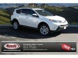 2013 Blizzard White Pearl Toyota RAV4 Limited AWD #87056510