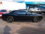 2013 Pitch Black Dodge Challenger R/T Plus #87056803