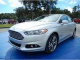 2014 Ford Fusion Titanium Data, Info and Specs