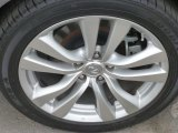 Infiniti M 2009 Wheels and Tires