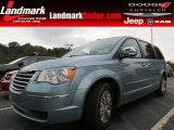2010 Clearwater Blue Pearl Chrysler Town & Country Limited #87057203
