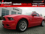 2013 Race Red Ford Mustang GT Premium Coupe #87057202