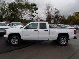 2014 Summit White Chevrolet Silverado 1500 LT Double Cab 4x4 #87058235