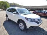 2014 White Diamond Pearl Honda CR-V EX-L AWD #87057984