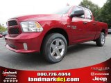 2014 Deep Cherry Red Crystal Pearl Ram 1500 Express Quad Cab #87057186