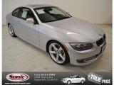 2011 Titanium Silver Metallic BMW 3 Series 335i Coupe #87057504